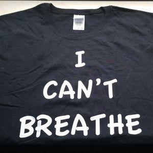 Gildan Tops - 5/25$ I Can't Breathe Ladies Shirt